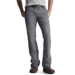 Ariat FR M4, workhorse pant, gray